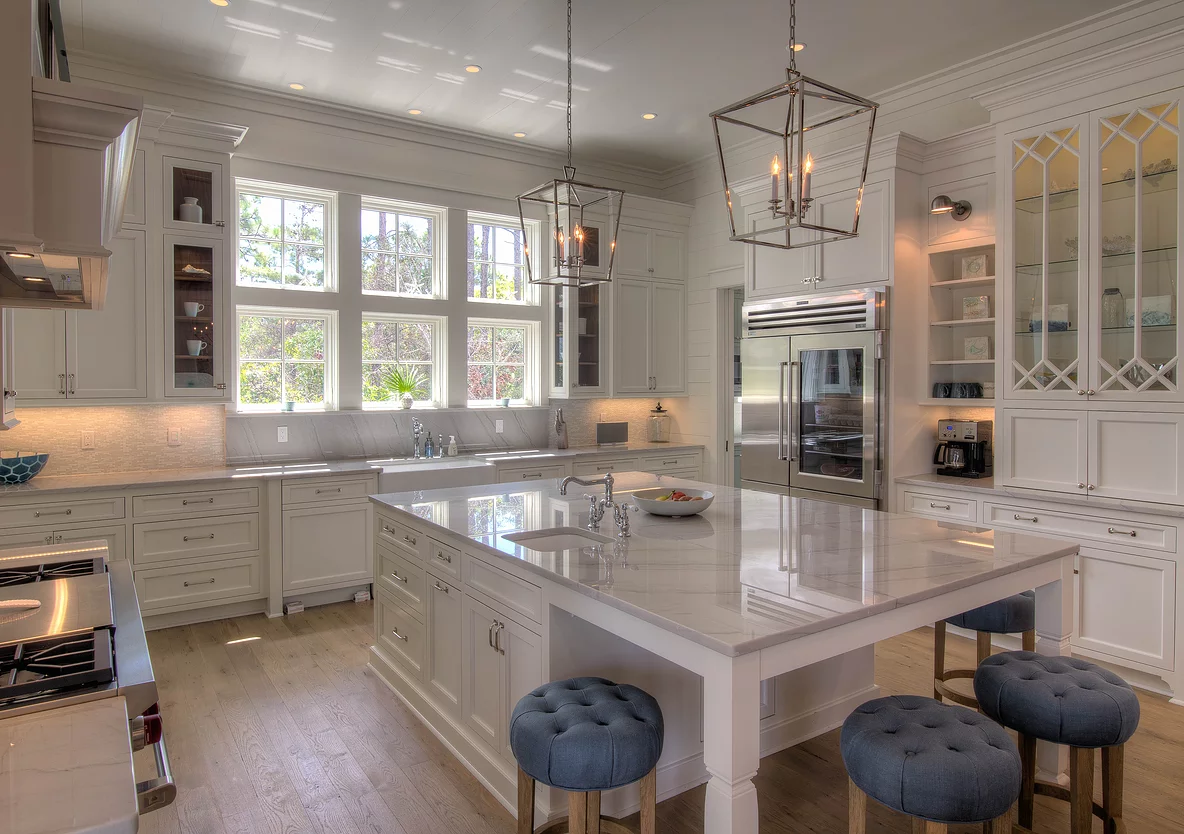 30A Interiors Kitchen Florida