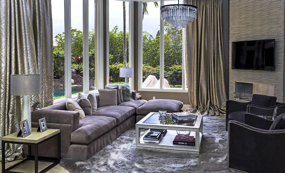 Angela Reynolds Great Room Design Florida