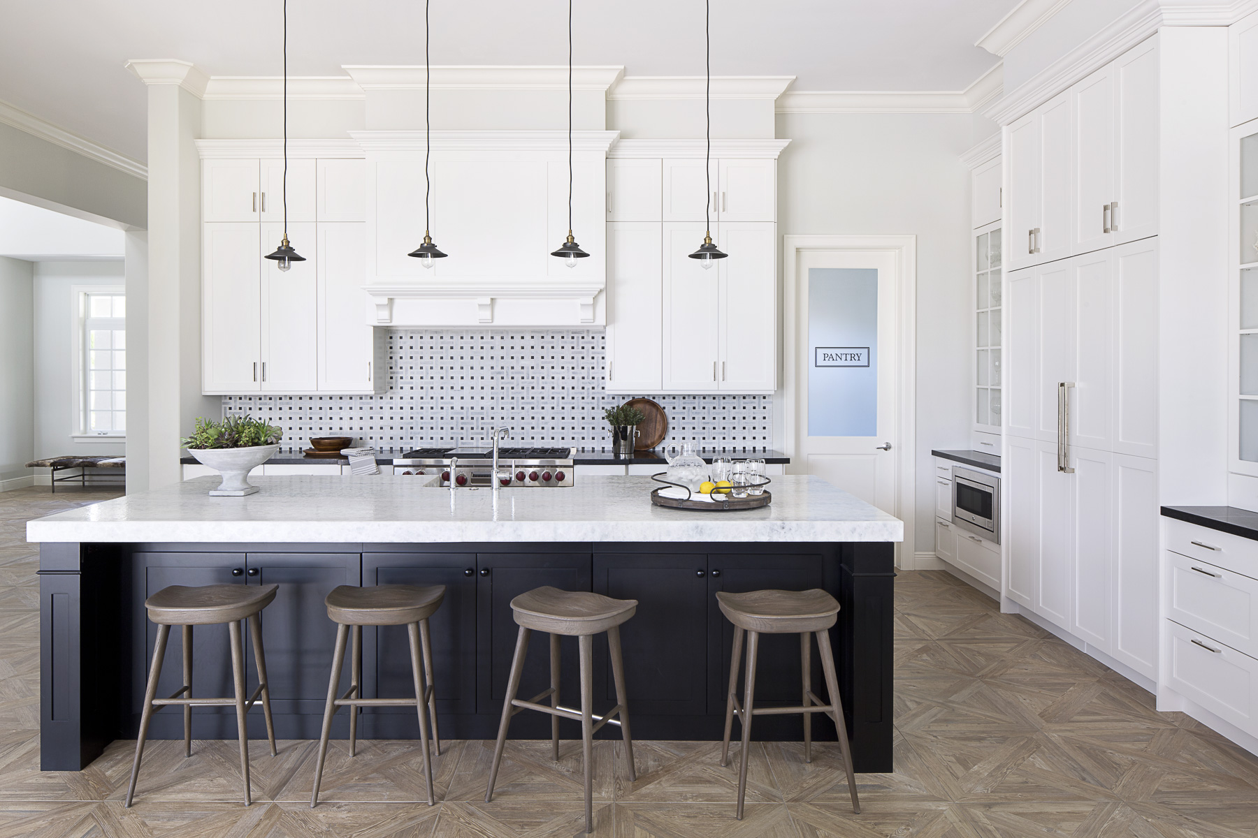 Krista Watterworth Interior Designer Florida Kitchen