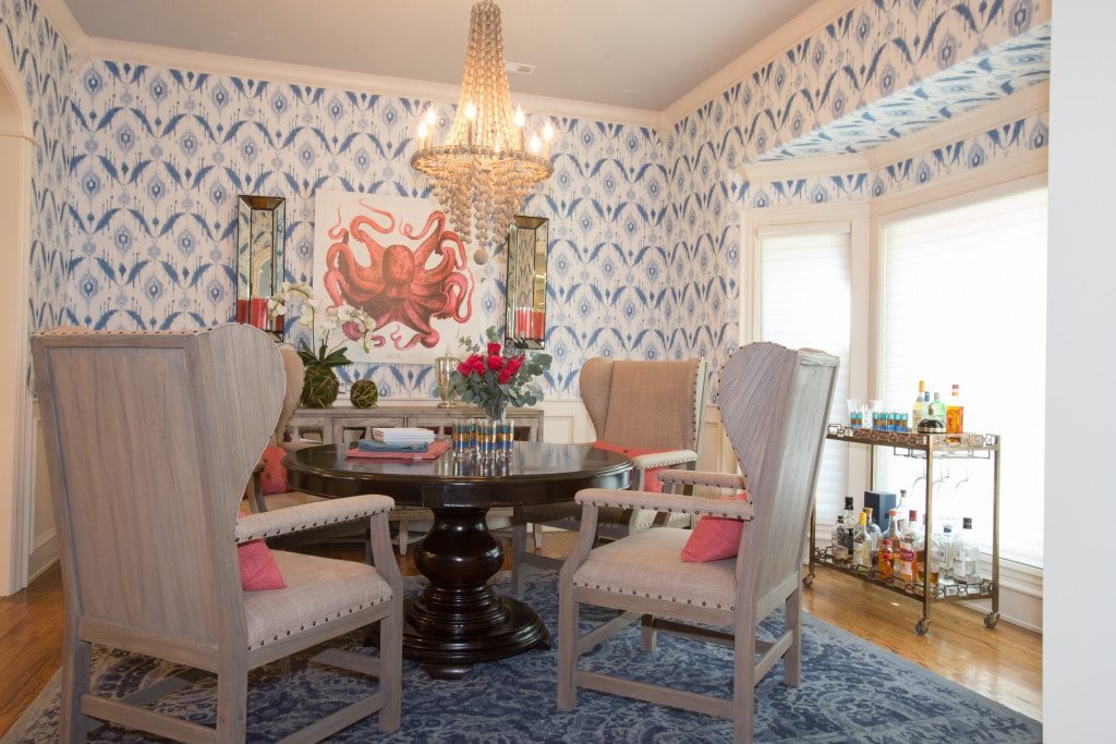 Jennifer Taylor Interior Design Tennessee Dining Room
