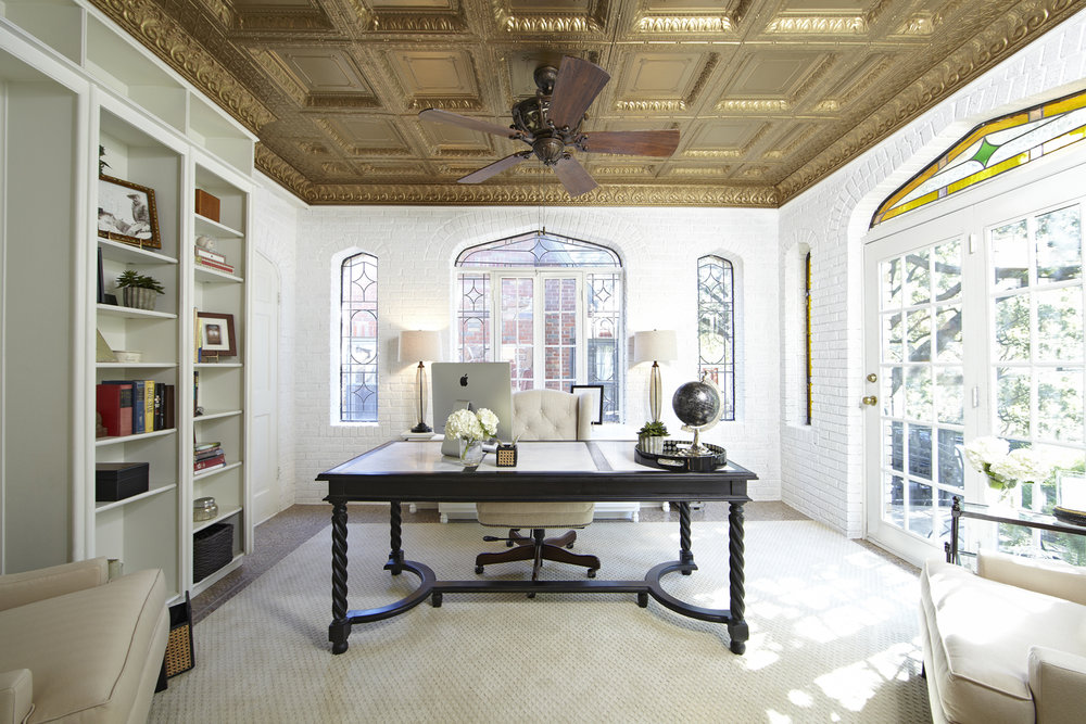 A Well Dressed Home Interior Design Texas Office
