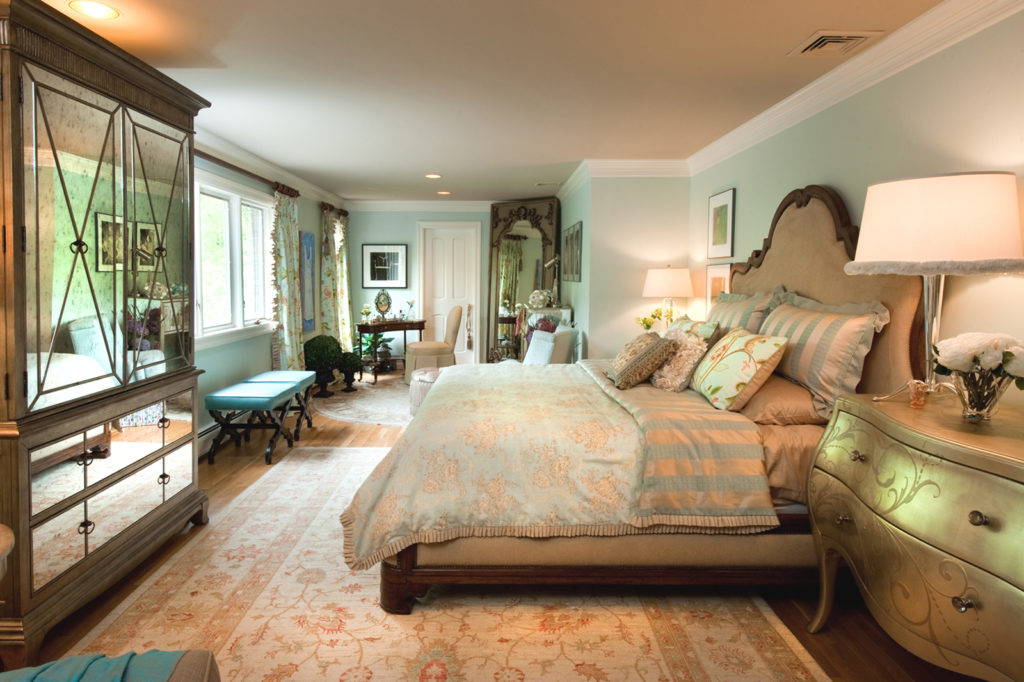 Artistry Interiors New Jersey Bedroom Design