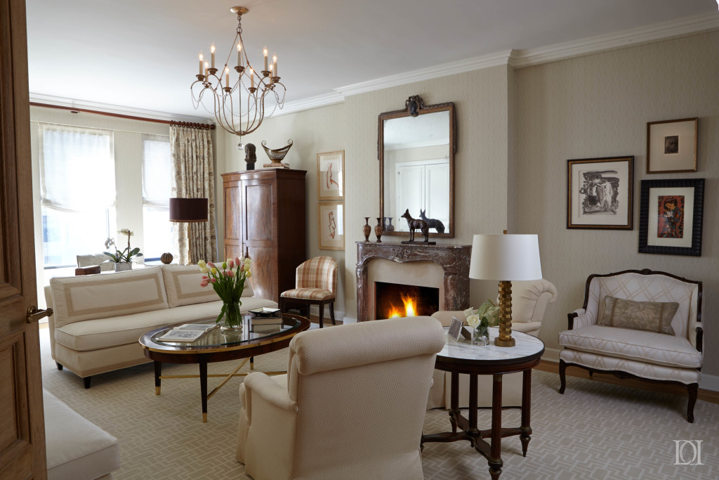 Deborah Leamann Interior Design New Jersey Living Space