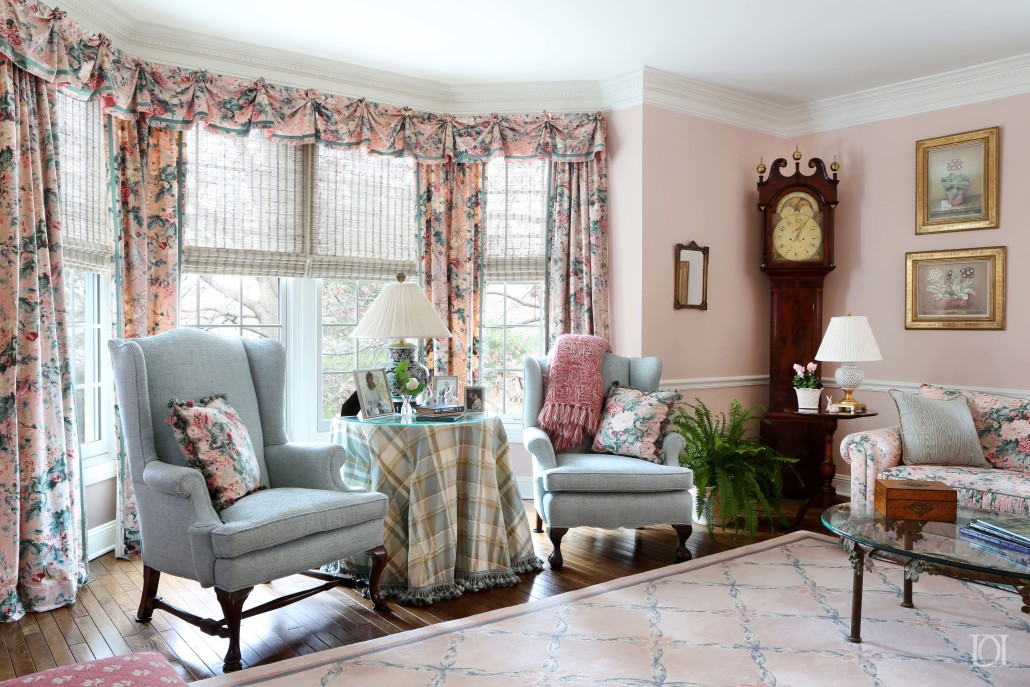 Deborah Leamann Interior Design New Jersey