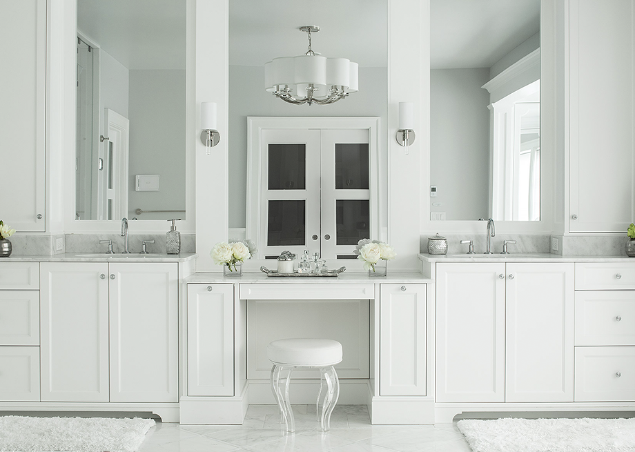 Karen Wolf Interiors Bathroom New Jersey