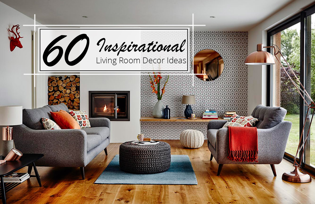 Marvelous 60 Inspirational Living Room Decor Ideas
