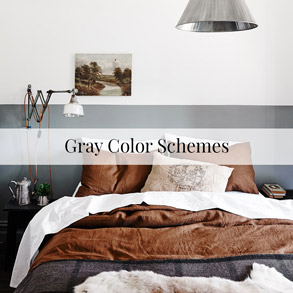 Gray Bedroom Color Scheme Ideas