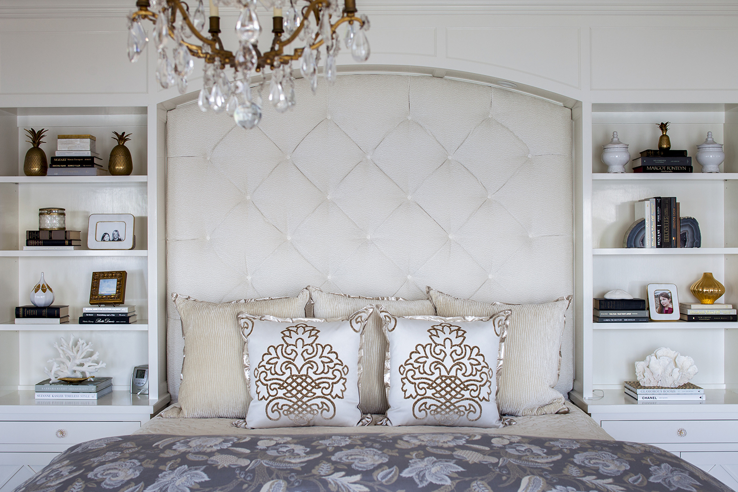 Donna Benedetto Interior Design Connecticut Bedroom