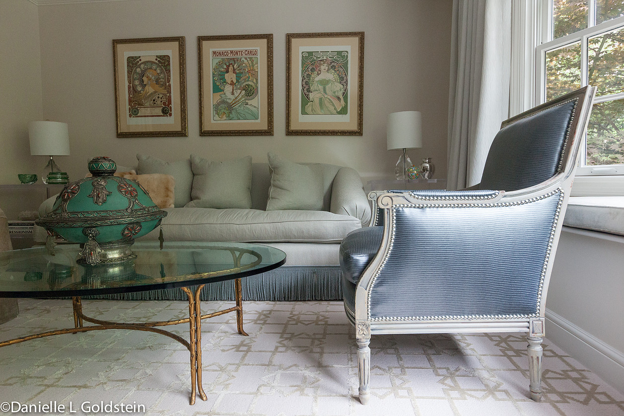 Hudson Blau Interior Design Connecticut Living Space
