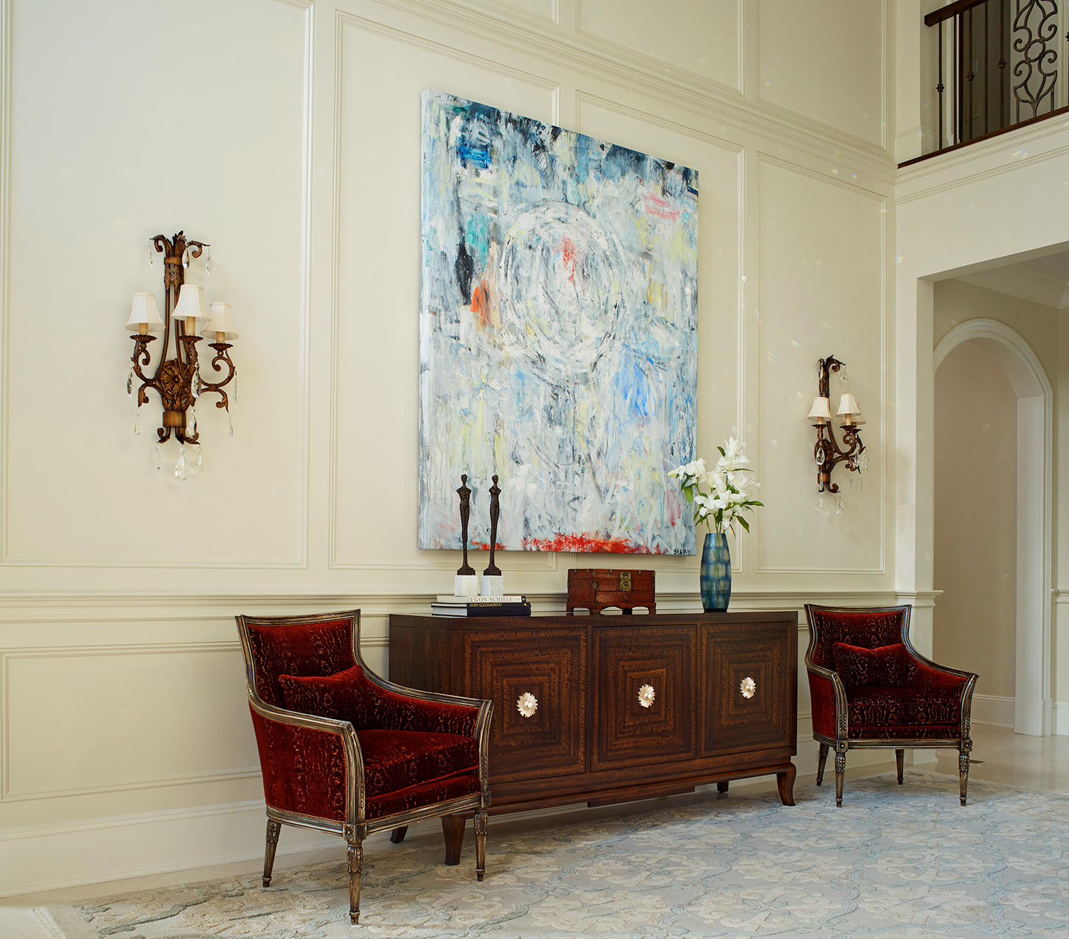 SandraOster Interior Design Connecticut