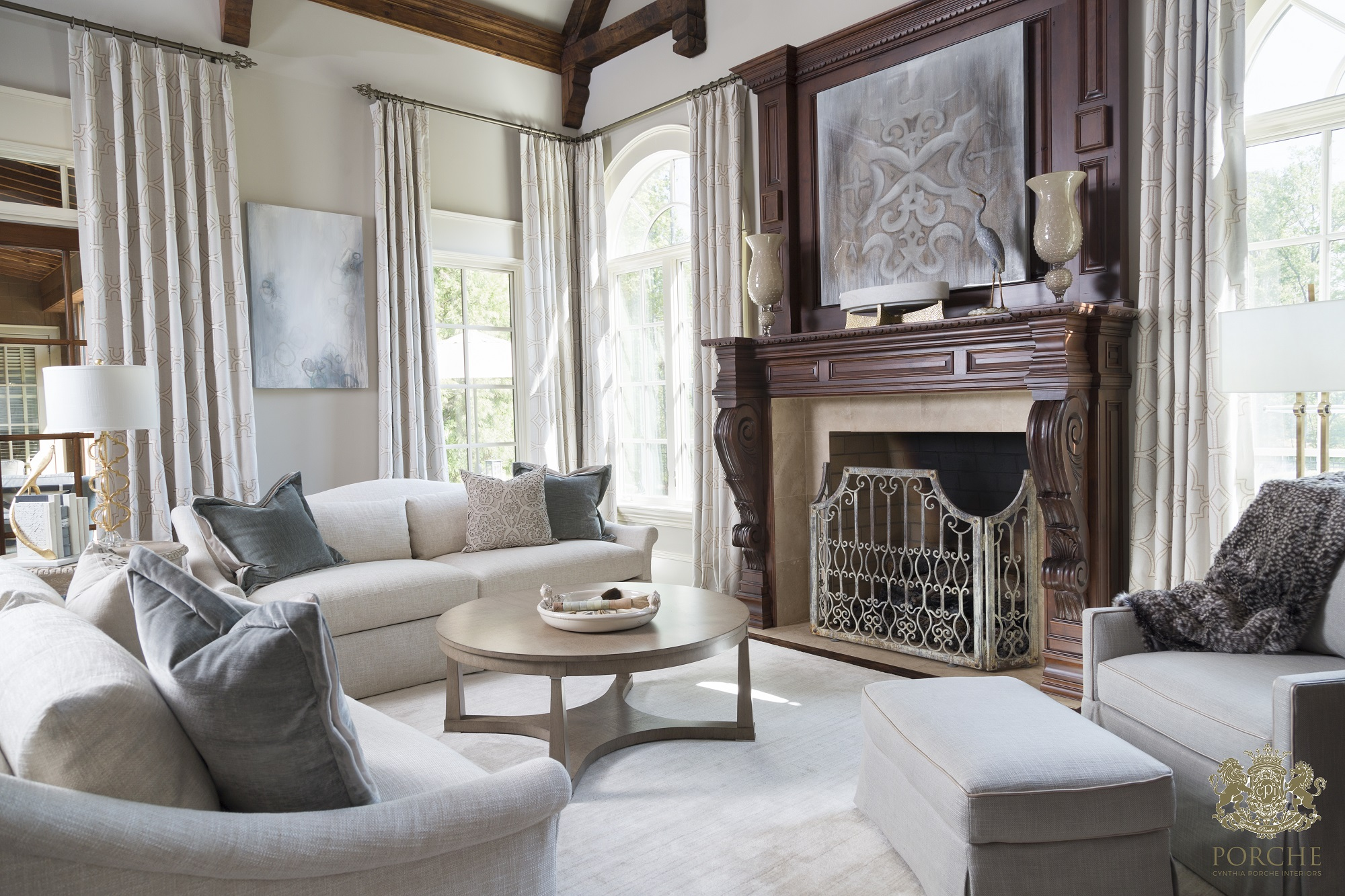 Cynthia-Porche-Living-Room-Interior-Design-Georgia