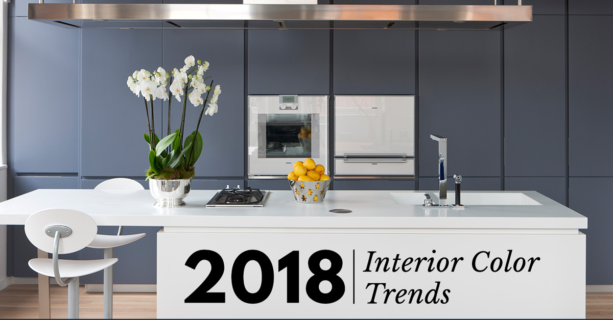 48 Color Trends For Every Room In The Home The LuxPad Delectable Interior Colors For Homes Property
